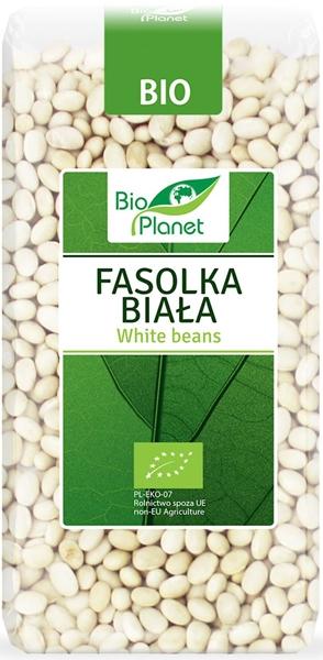 Bio Planet Fasolka biała BIO