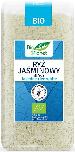Bio Planet Ryż jaśminowy biały BIO