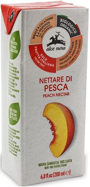 Alce Nero nektar brzoskwiniowy BIO