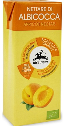 Alce Nero nektar morelowy BIO