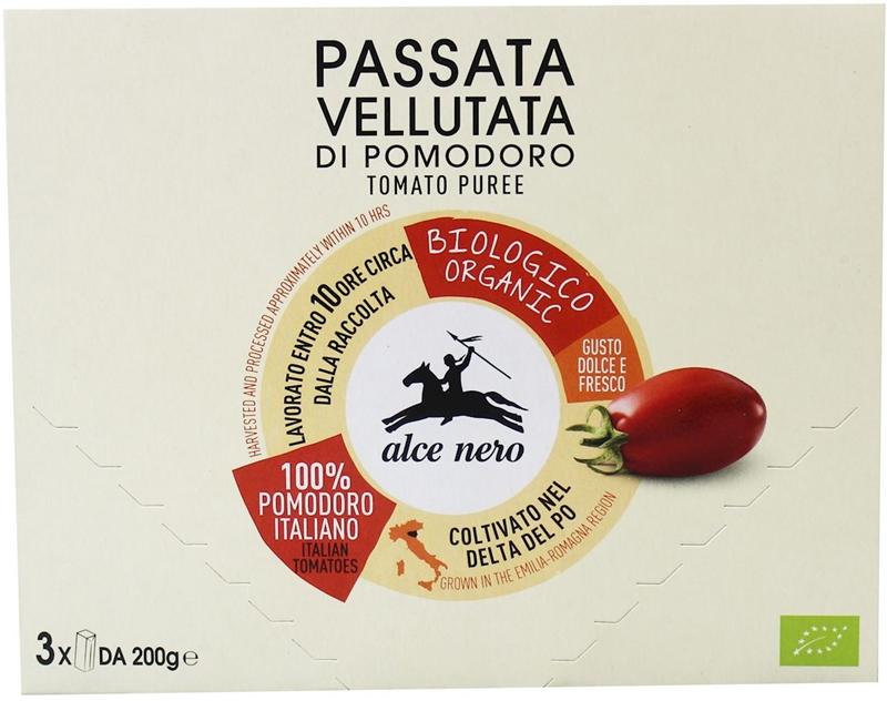 Alce Nero Sos pomidorowy passata BIO