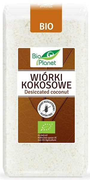 Bio Planet Wiórki kokosowe BIO
