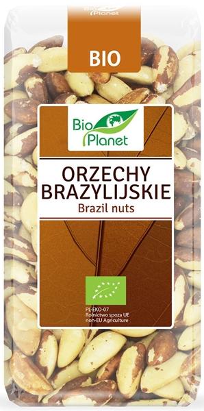 Планета Органической Бразилия орехи BIO