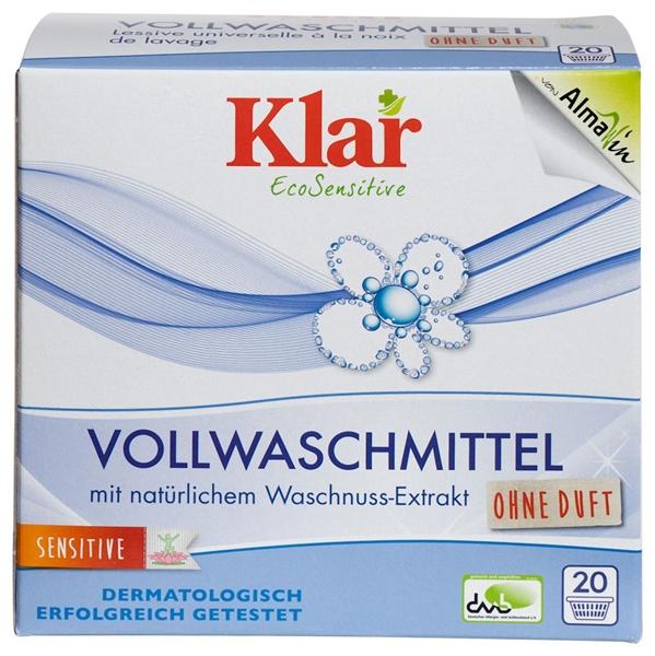 Klar Universal washing powder ECO nuts