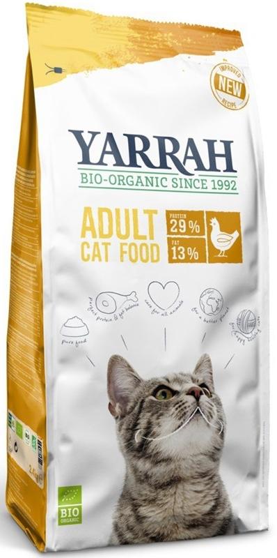 Yarrah karma dla kota dorosłego BIO kurczak