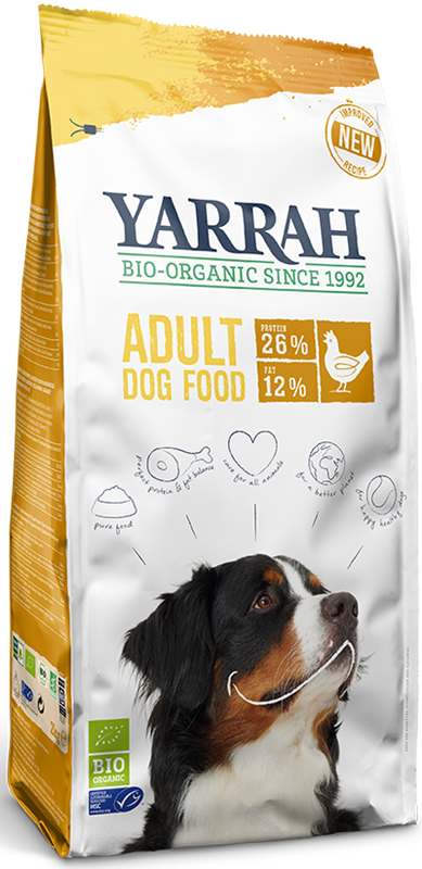 Adult Dog Food Organic Chicken