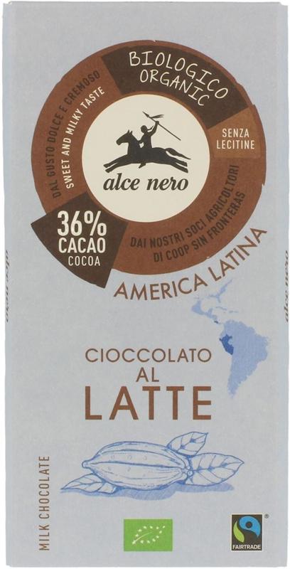 Bio- Vollmilch-Schokolade