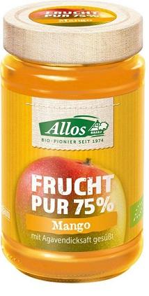 Chutneys MANGO ( 55 %) 250g BIO- ALLOS