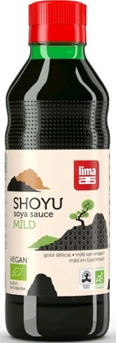 Lima Sos Sojowo-pszeniczny Shuyu Łagodny BIO