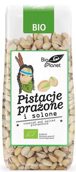 Bio Planet Pistacje prażone i solone BIO