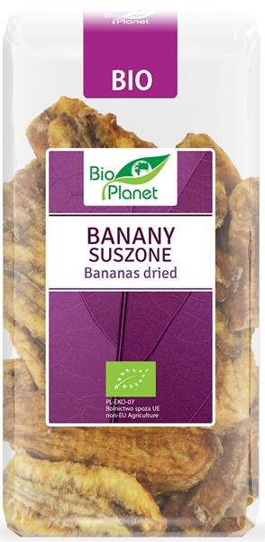 Bio Planet Banany suszone BIO
