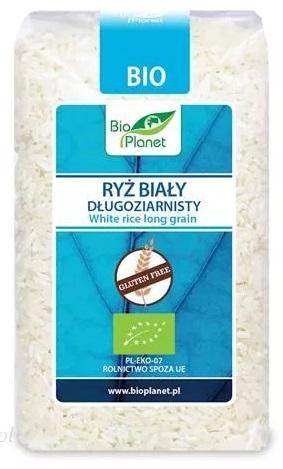 Bio Planet ryż biały długoziarnisty BIO