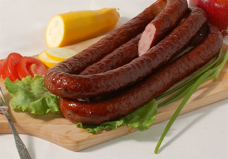 COUNTRY SAUSAGE BIO (about 0.25 kilograms ) - Wasaga