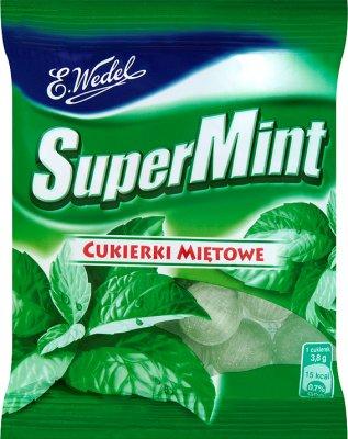 E. Wedel SuperMint Cukierki miętowe