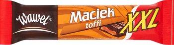 Wawel Maciek toffi  Baton nadziewany w czekoladzie mlecznej