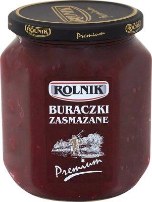 Rolnik Premium Buraczki zasmażane