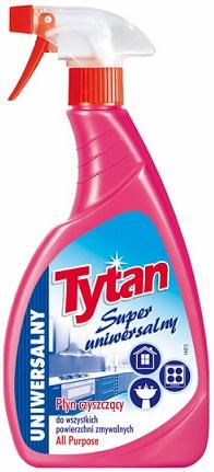 Tytan Super Uniwersalny płyn czyszczący