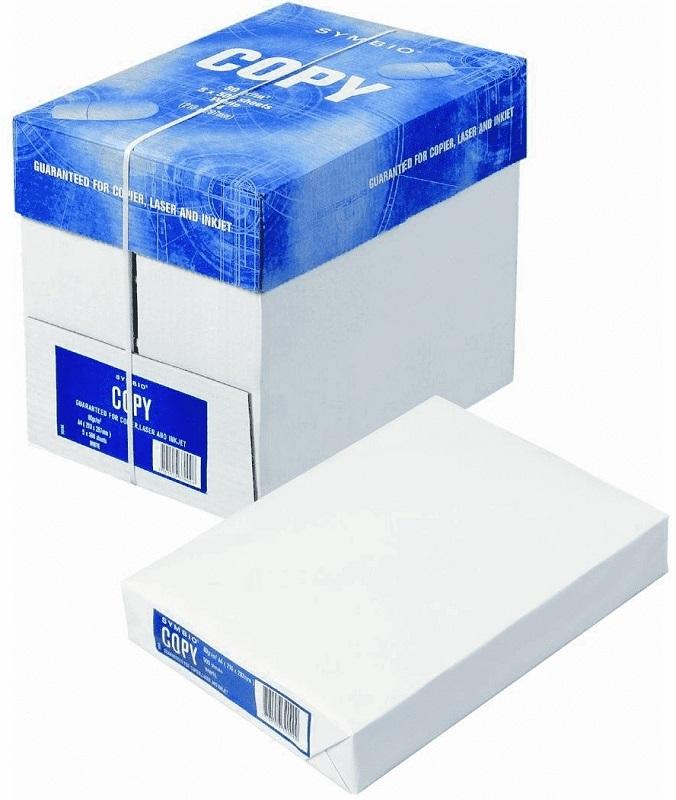 Papier ksero Symbio Copy A4 80g/m2, ryza 500 kartek