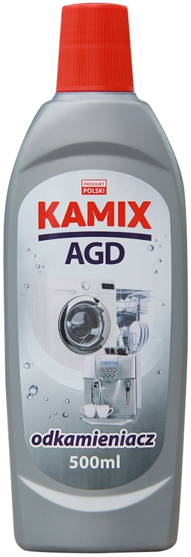 Descalcificador de líquidos Kamix AGD