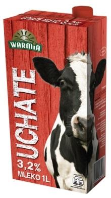 Polmlek Uchate mleko 3,2%