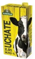 Polmlek Uchate mleko 2% tłuszczu UHT