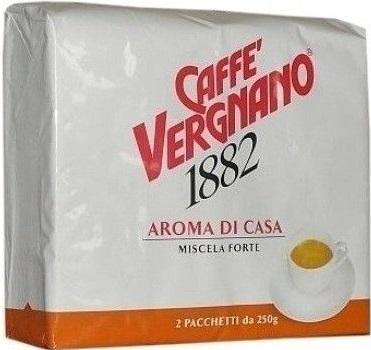 Caffe Vergnano 1882 kawa mielona Aroma Di Casa 2x250