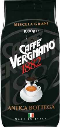 Caffe Vergnano kawa ziarnista Antica Bottega