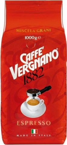 Caffe Vergnano kawa ziarnista Espresso