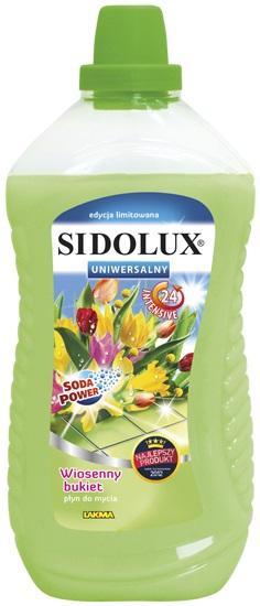 Универсальное средство для чистки всех моющихся поверхностей Весенний букет