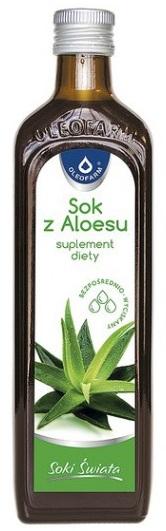 Oleofarm aloeVital сок алоэ вера