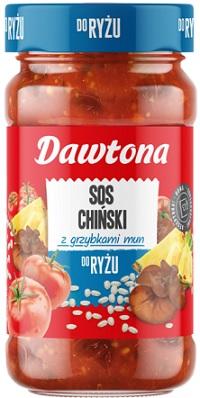 Dawtona sos Chiński z Grzybkami Mun
