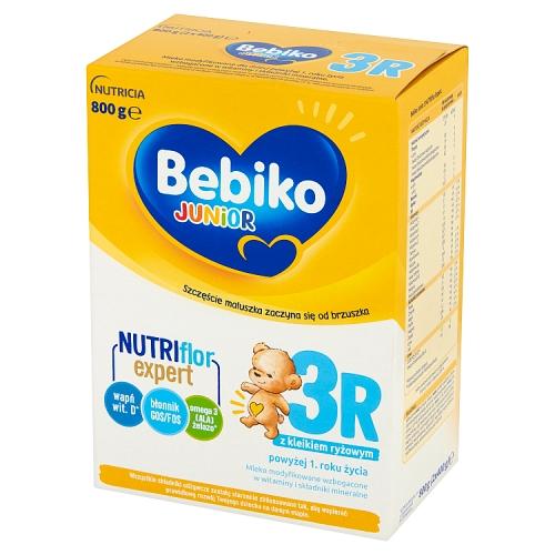 Bebiko Junior 3R Mleko modyfikowan dla dzieci