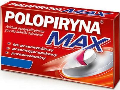 Polopiryna Max