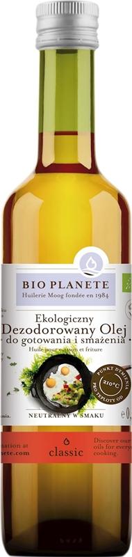 Planete aceite Bio para cocinar y freír BIO
