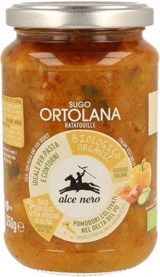 Alce Nero sauce légumes Ortolana BIO