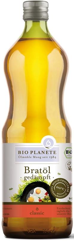 Bio Planete olej do gotowania i smażenia BIO