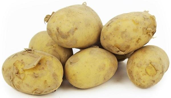 Ziemniaki białe ekologiczne Bio Planet