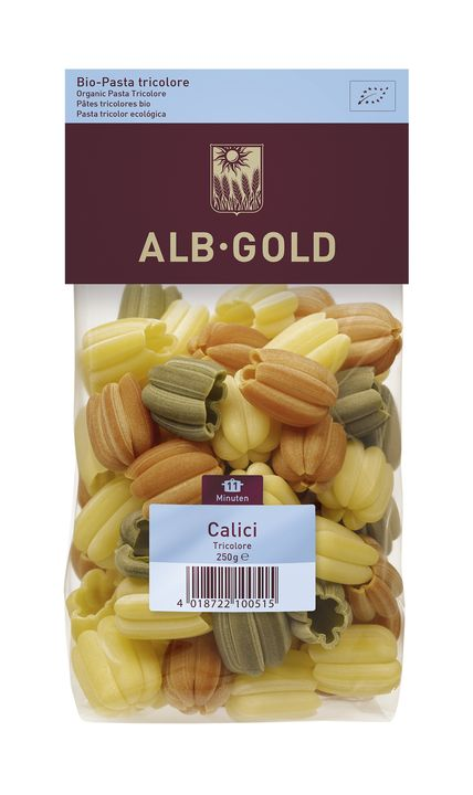 Alb Gold-Pasta calici Tulpe Grieß BIO