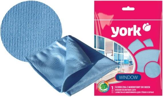 York Ściereczka z mikrofibry do okien