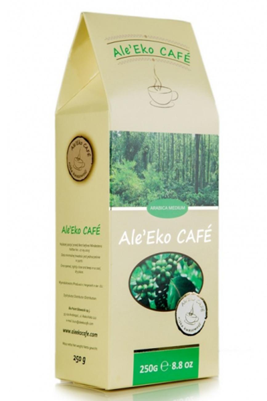 Ale' Eco CAFE Kawa ziarnista arabica BIO