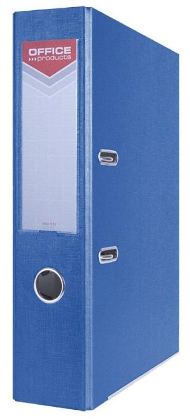 Office segregator  A4 75MM niebieski