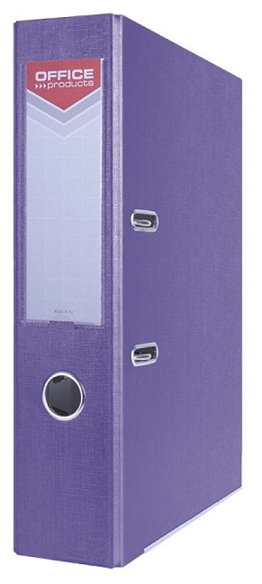 Office Binder A4 75MM purple