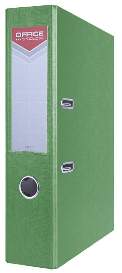 Cuaderno de Office A4 75MM verde