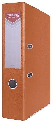 Office segregator  A4 75MM pomarańczowy