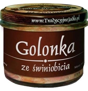 Tradycyjne Jadło Golonka ze świniobicia