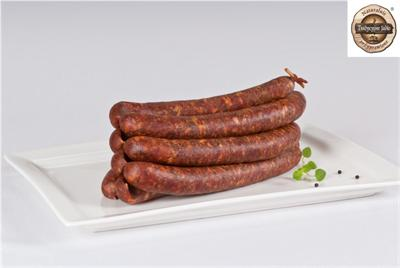 Traditionnelle polonaise brute alimentaire saucisse, Steal