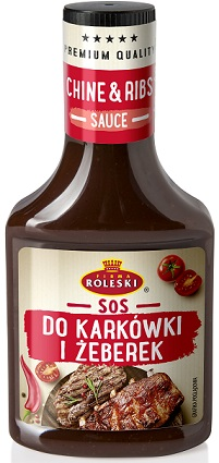 Roleski Sos do Karkówki i Żeberek