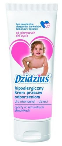 crema hipoalergénica bebé contra chafes para bebés y niños