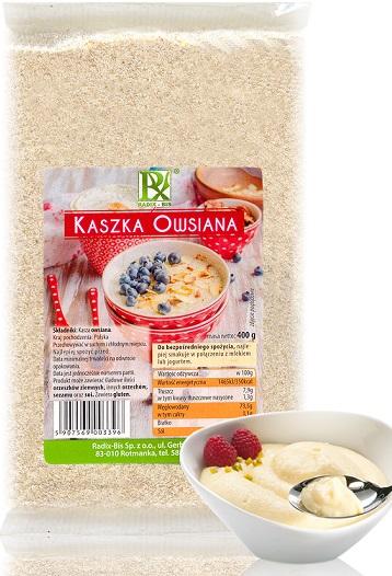 Radix-Bis kaszka owsiana