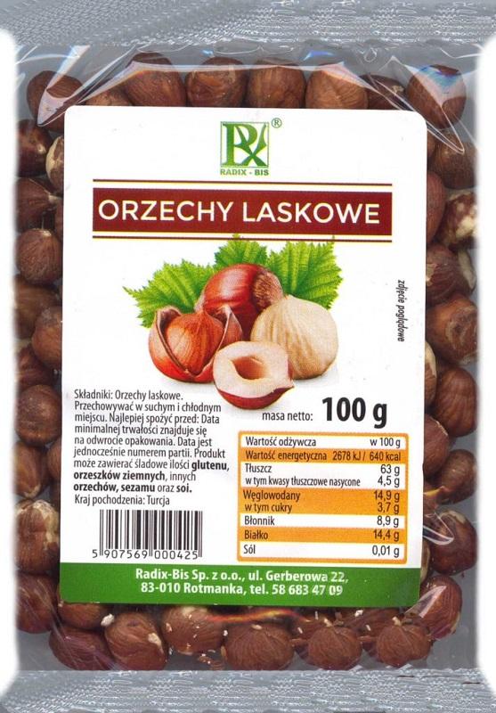 Radix-Bis Orzechy laskowe